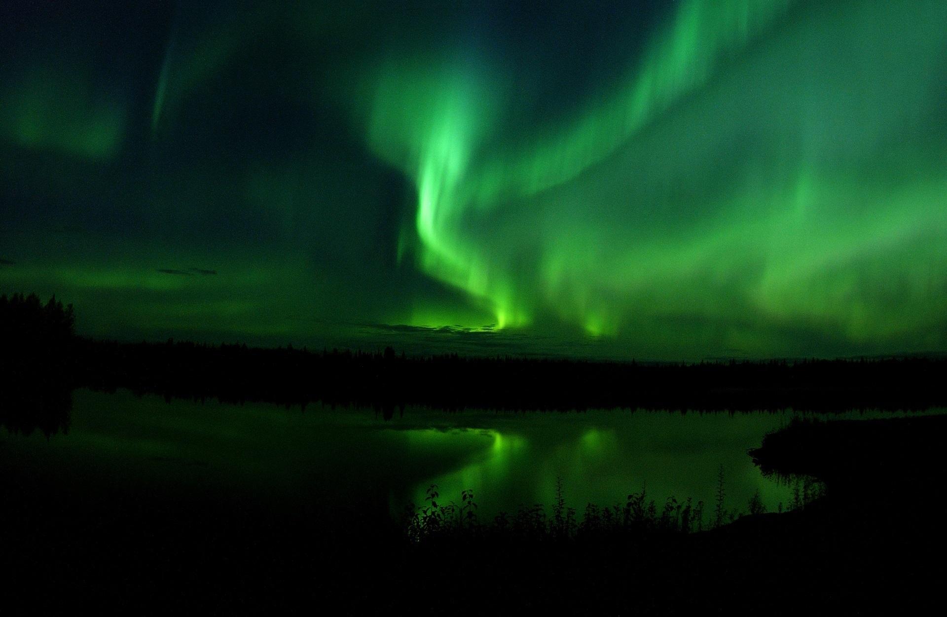 Energías Secretas y Auroras Boreales
