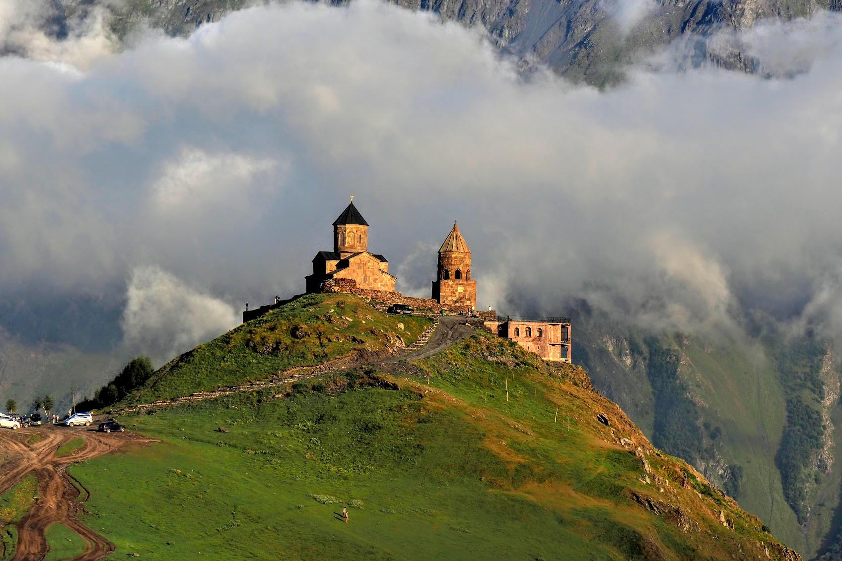 Georgia, Maravillas del Cáucaso