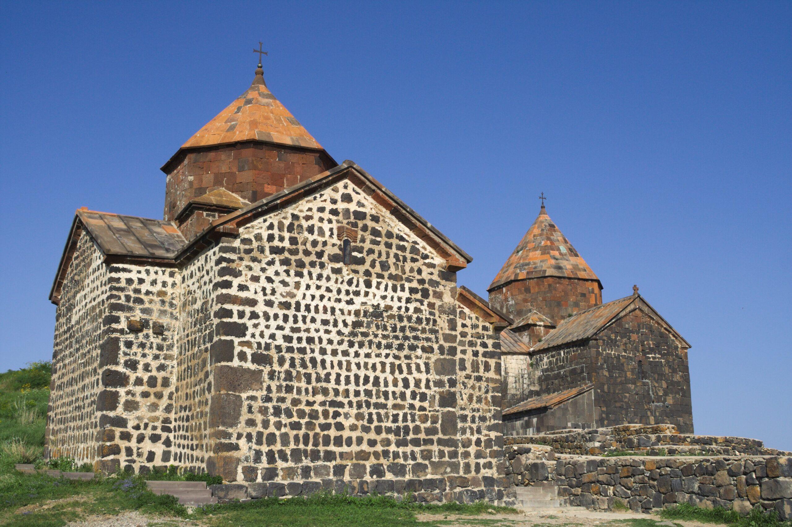 Armenia: cuna de la cristiandad.