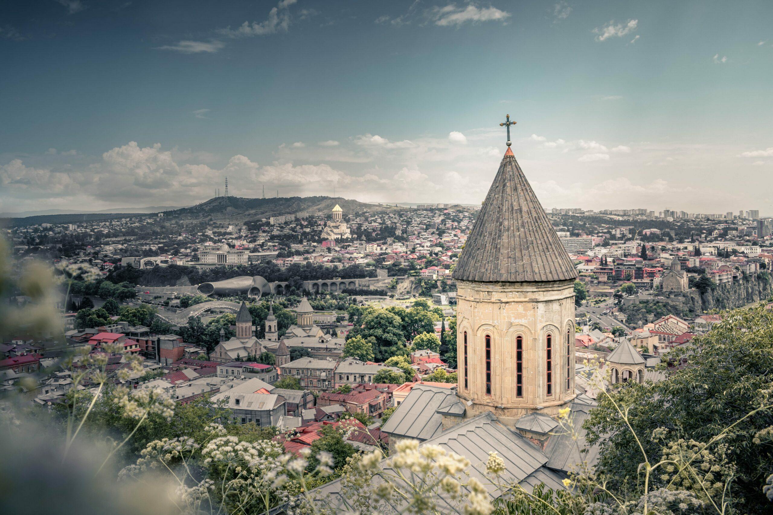 Armenia y Georgia