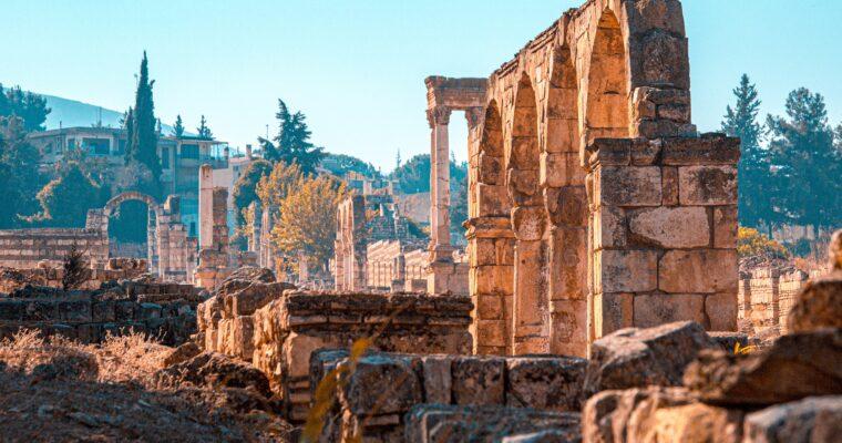 Líbano, el País de los Cedros Milenarios